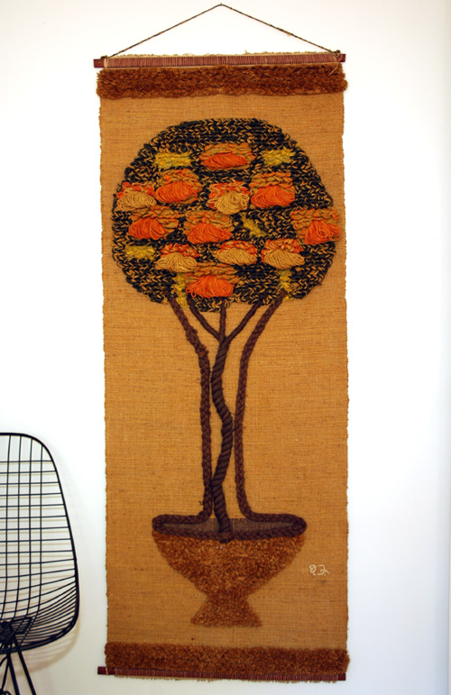 Large Don Freedman Tapestry Wall hanging