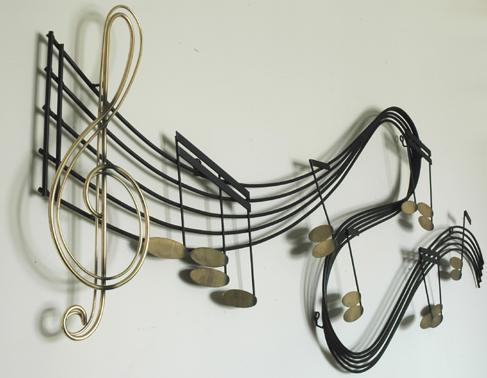 Jere - Signed Musical sculpture (# 1 of 2 available)