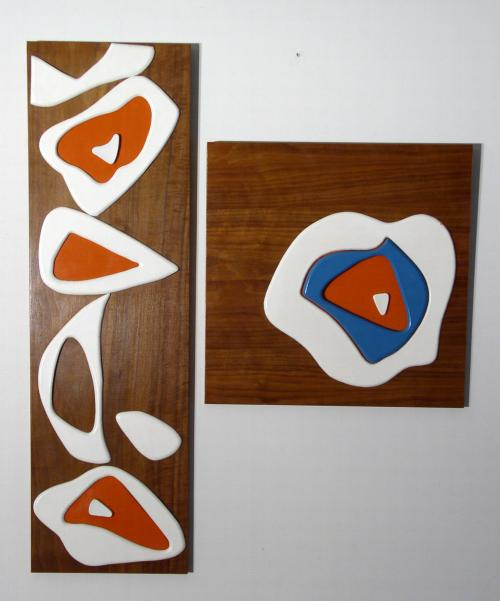 POP Art - Wooden Wall plaques