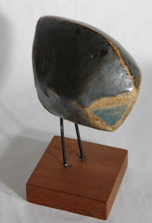 Ceramic Bird Sculpture - Monny Nitchie