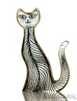 Palatnik - Lucite Cat (sitting)