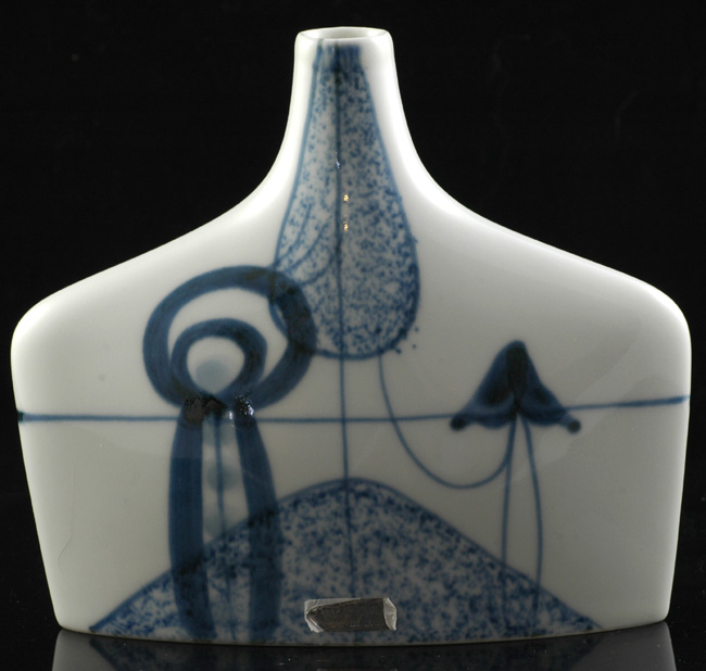 Japanese - Shoulder Vase