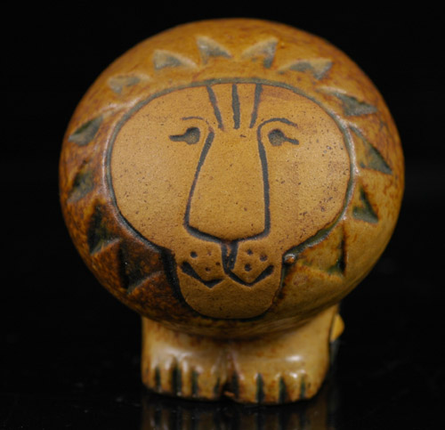 Lisa Larson Small Lion #1