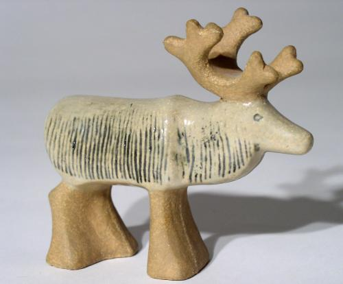 Lisa Larson for Gustavsberg Reindeer