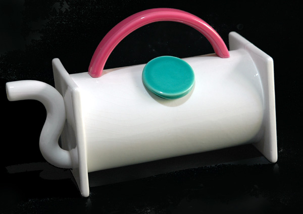Marco Zanini for Bitossi - Holywood Tea pot