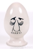 Tackett Happy? Egg Head Condom Holder
