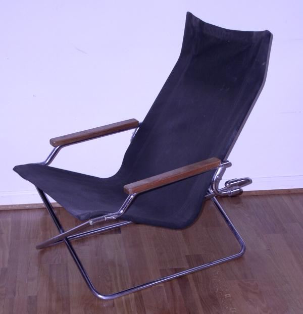 Ushida Japanese Folding Z Chair