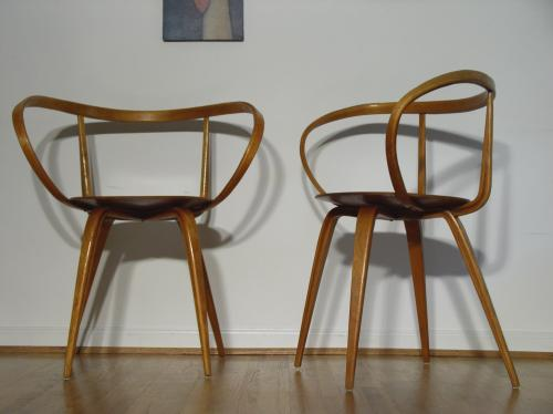 George Nelson Pretzel Chairs