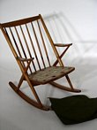 Bramin Teak Rocking Chair