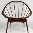 Danish made - Selig Round Chair