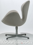 Arne Jacobsen for Fritz Hanson Swan Chair #1