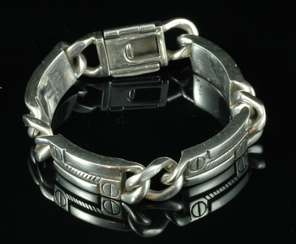 Mexican - Machine-Age Style Bracelet