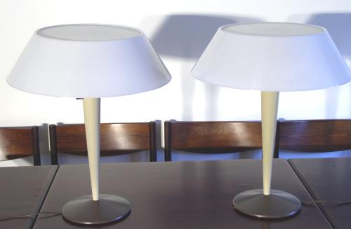 Lightolier Lamp pair