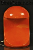 1966 Italian Longobarda lamp designed by Marcello Cuneo made by Gabbianelli