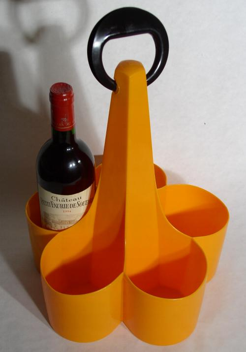 Luigi Colani for Sulo Wine Caddy
