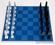 Austin Enterprises 1962 Chess Set and board