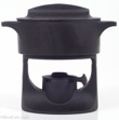 Bertil Vallien for Dansk Cast Iron Fondue Set