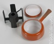 Kobenstyle Fondue Set - Orange