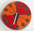 Howard Miller Meridian Pizza Clock