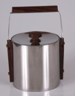 Stainless Rosewood Ice bucket
